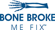 Bone Broke me fix logo